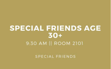 Special Friends Adult Class