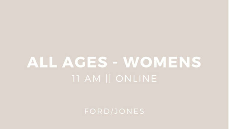 Ford/Jones