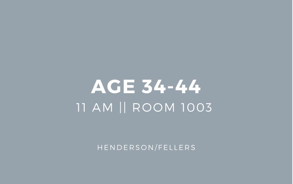 Henderson/Fellers