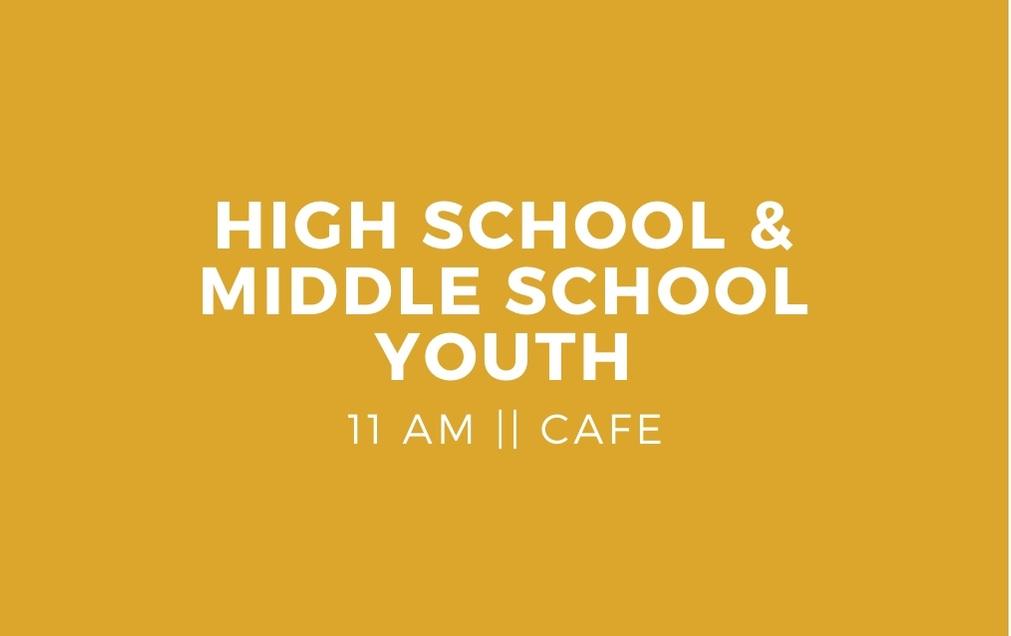 High School & Middle School
