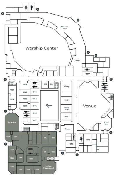 SC KDO map